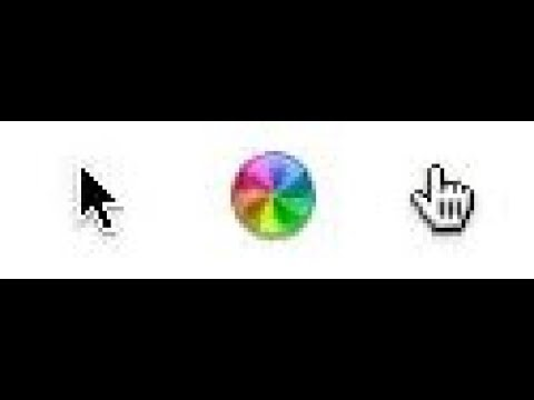 How to get Mac OS X Mouse Pointer On Windows.