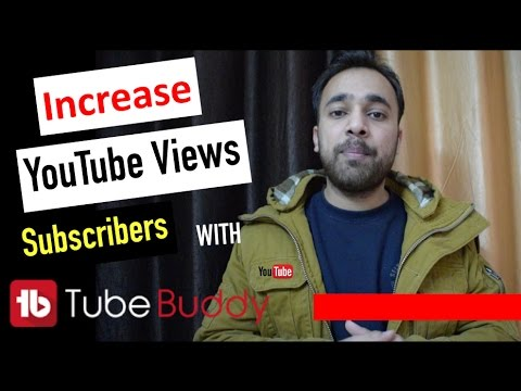 Use TubeBuddy to Increase YouTube earning & Views - Youtube Partner Earnings Booster