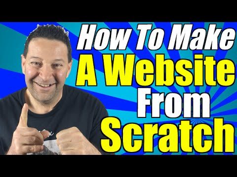 (How To Make A Website From Scratch) From Someone Who Did It