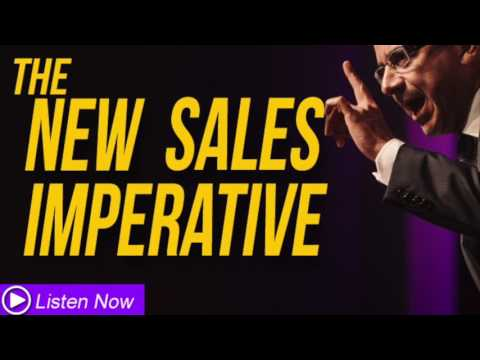 The New Sales Imperative