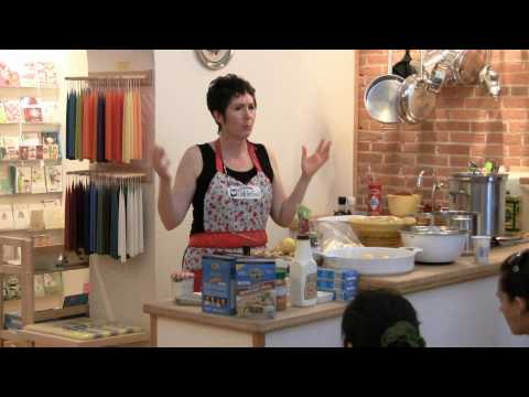Cooking Class Highlights: Cook for Good in 20 Minutes a Day