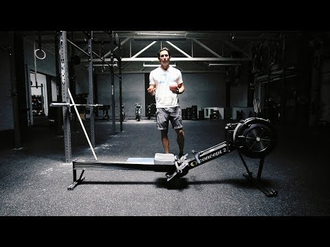 Rowing Machine: Rowing for Weight Loss, Part 1