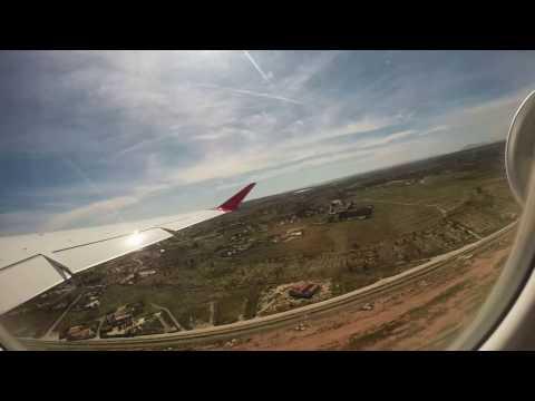 CRJ-1000 Alicante-Ibiza | GoPro HD