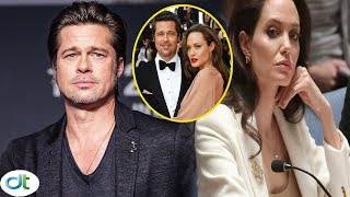 Brad Pitt heartbroken when Angelina Jolie still can't stand up 'dating again' after years of divorce