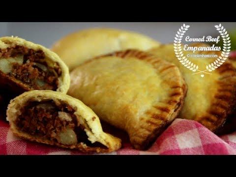Corned Beef Empanadas