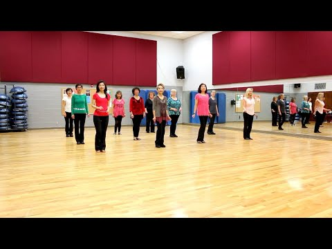 Clap Your Hands, and Stamp Your Feet - Line Dance (Dance & Teach in English & 中文)