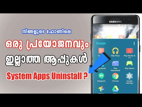 System Apps Uninstall With Root & Without Root ? it is possible to Delete Preinstalled App