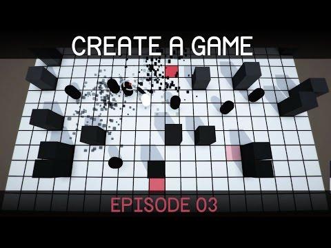 Unity Create a Game Series (E03. enemies)