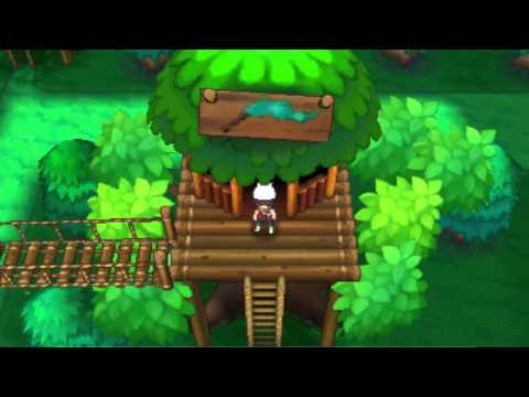 Pokemon Omega Ruby And Alpha Sapphire Part 22 Secret Base, Devon Scope, And Sceptilite