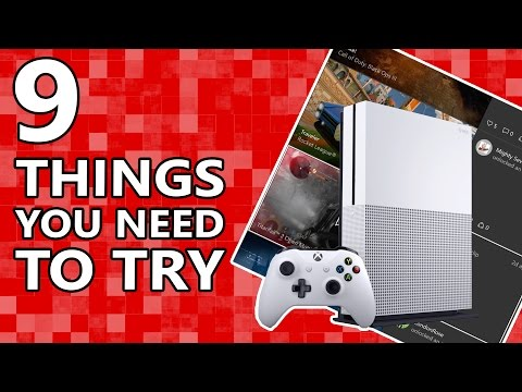9 Things you NEED to try on your Xbox One