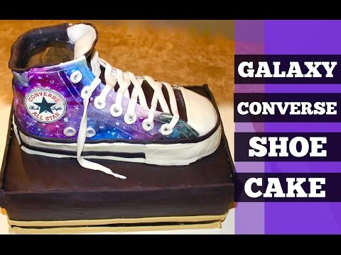 ea7c0fac6794 DIY Galaxy Shoes - Galaxy Shoes How To Make