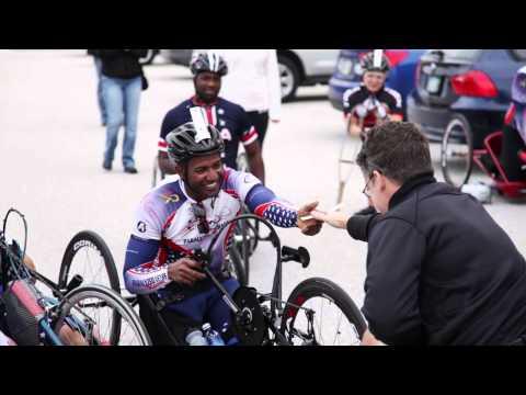 Paralyzed Veterans Racing Gettysburg and Washington, D.C.