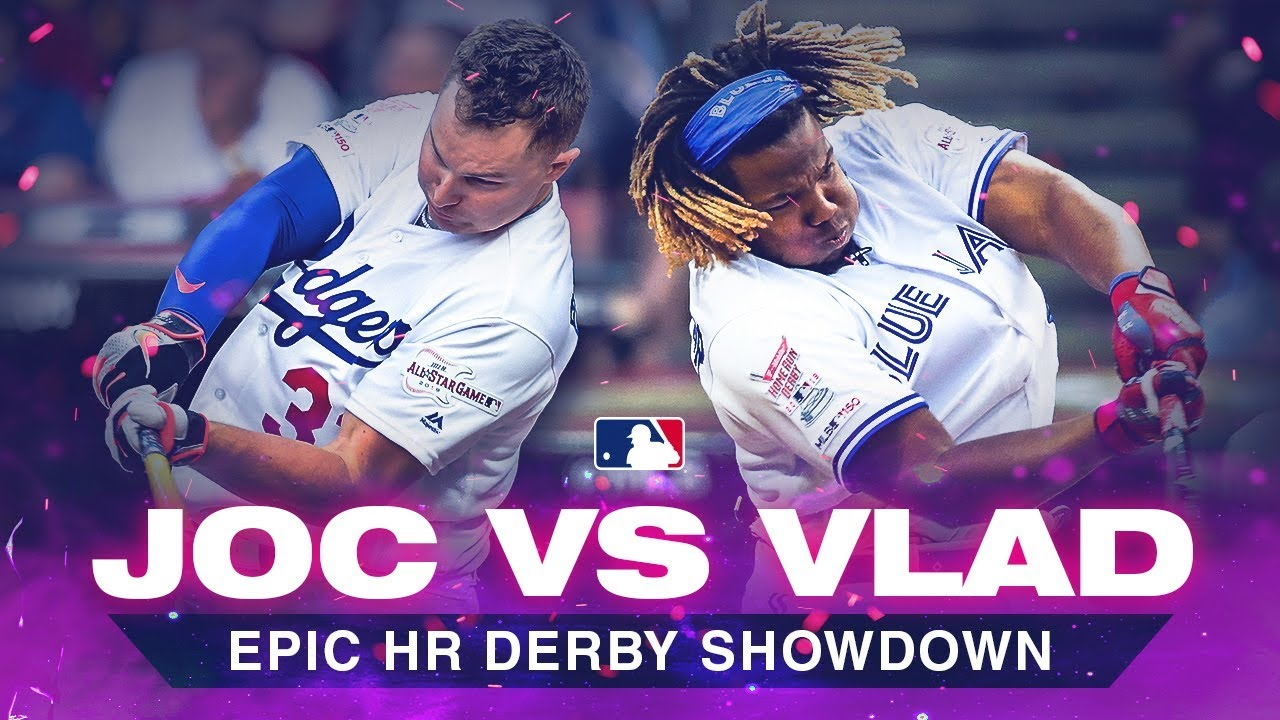Vlad Guerrero Jr. and Joc Pederson have EPIC round at Home Run Derby
