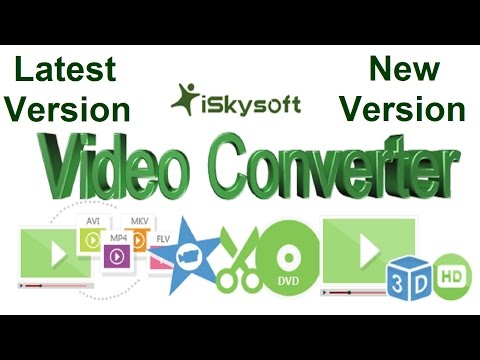 iskysoft video converter serial number for mac
