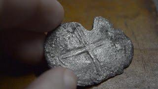 1656 Shipwreck Coin: Cursed Spanish Treasure!