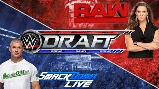 WWE 2018 Draft Predictions