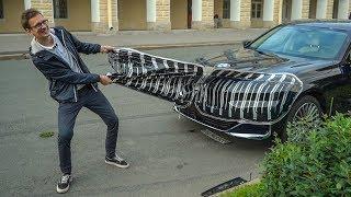 Рестайлинг вышел из под контроля. Новая BMW 750Ld