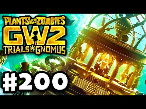 TRIALS OF GNOMUS - Plants vs. Zombies: Garden Warfare 2 - Gameplay Part 200 (PC)