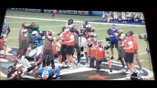 Madden 18 NOT Top 10 Plays of the Week Episode 17 - PAPARAZZI ON FIELD DURING THE PLAY!1!
