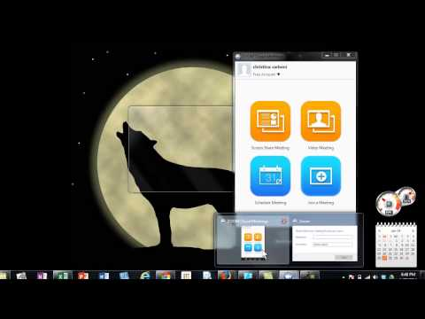 Web Conferencing Tool: ZOOM_App and Program_CCPS_3:39M