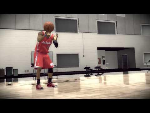 NBA 2K13 PC My Career (Jordan Brand Shoe Commercial)