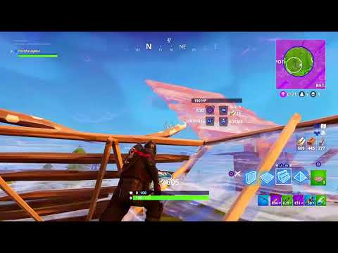 Fortnite | SEASON 3 | Console Players Can Build Too.