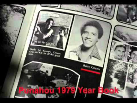 Obama was known as Barry Soetoro in Indonesia and at Occidental College California in 1979
