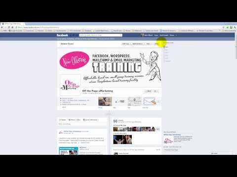 Inviting Friends to Like your Facebook Business Page