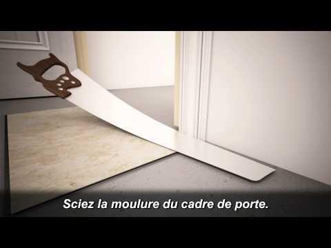 Vidéo d'installation - Carreaux vinyle emboîtable