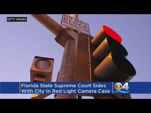 Florida Supreme Court Rejects Red-Light Camera Challenge