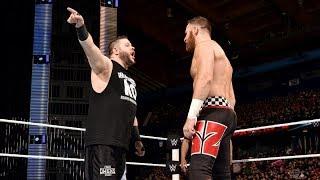 WWE Kevin Owens Sami Zayn WWE FUTURE IN DOUBT! HUGE BACKSTAGE HEAT! wwe highlights wwe results