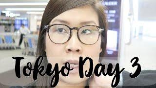 黑咪Travel | 同網友相約閃電買買買 Tokyo Day 3