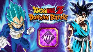 SHOWING YOU EVERY INT UNIT I OWN!!! WHO IS MAX SUPER ATTACK? | DRAGON BALL Z DOKKAN BATTLE