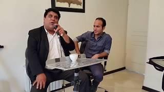 Hasan Reyvandi - Talk Show   حسن ریوندی - تقلید صدای فردی، بهروز وثوقی و بیک