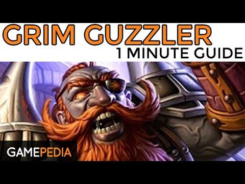 Hearthstone: Heroic Grim Guzzler- 1 Minute Guide - Gamepedia