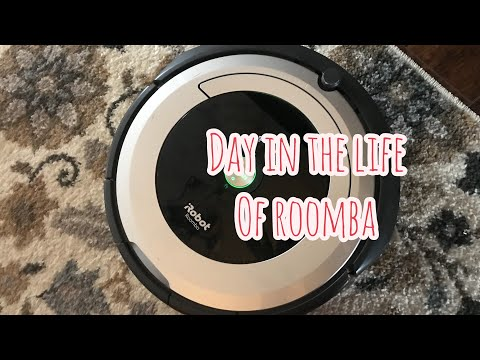 Day in the Life of Roomba