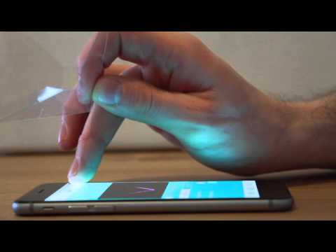 Turn your iPhone videos into DIY 3D holograms with HoloVid hologram projector