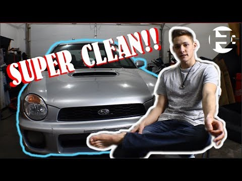 How To Clean Your SUBARU!!