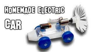 ✔ How To Make A Electric Car
