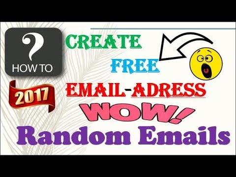 How To Create Free Fake Email accounts Without Number-Multiple email id without verification