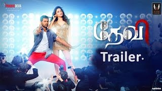Download Devi(L) Trailer   Prabhudeva, Tamannaah, Sonu Sood   Latest Tamil Movies 2016   Updates Video