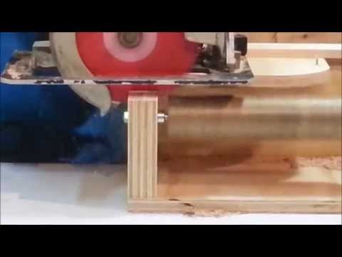 How To Cut Tenons with a Circular Saw!
