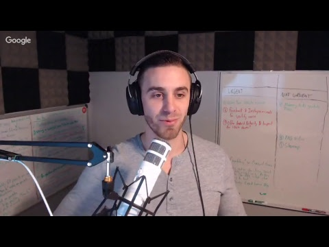 Interviewing a Full Stack Android Developer at Square - CodingWithMitch Podcast #5