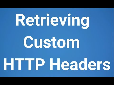 WMB Tutorials | Retrieving Custom HTTP Headers from Request