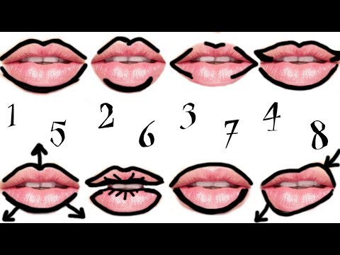 8 WAYS to OVERDRAW your LIPS