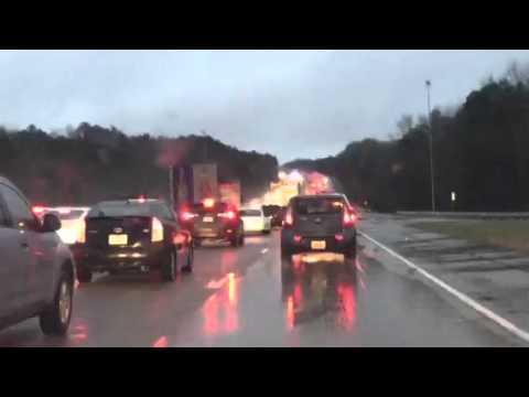 Atlanta traffic pathetic