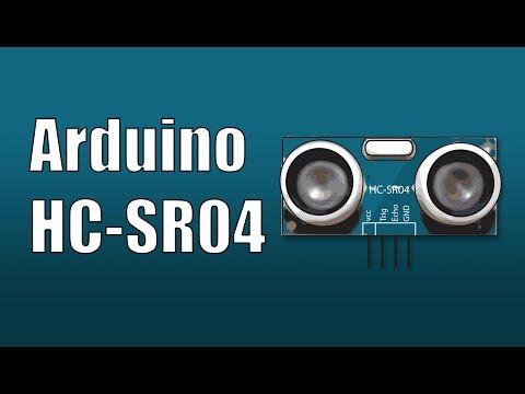 HCSR04 - Arduino - Matlab