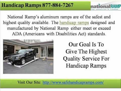 Handicap Ramps
