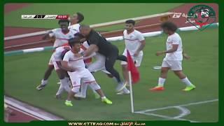 أهداف مباراة الأنصار 3 -2 الدرعية - دوري الدرجة الثانية 2017/2018
