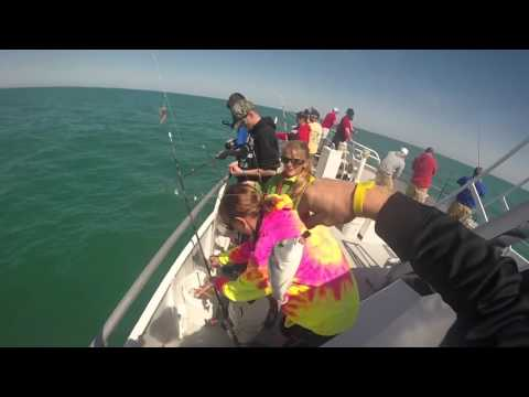 Fort Myers Florida fishing 2016 charter on party-boat